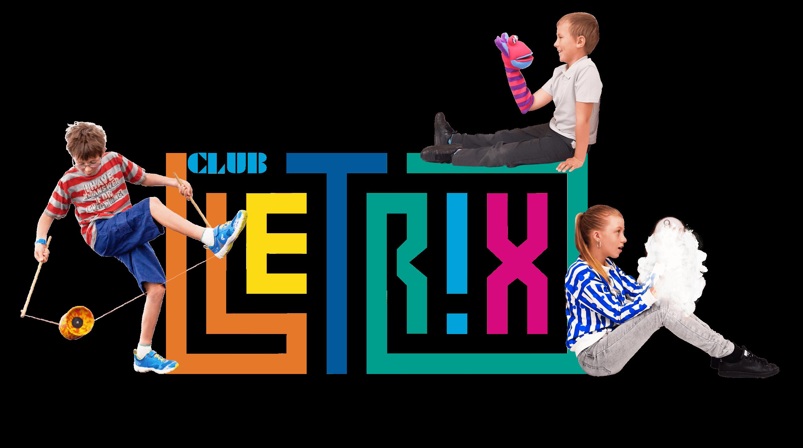 club le trix header banner